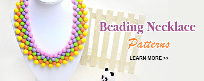 Beading Necklace Patterns