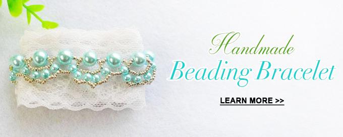 Handmade Beading Bracelet