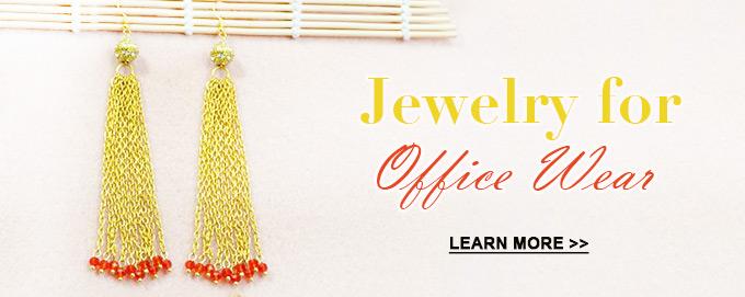 Jewelry for Office Wear