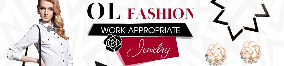 Work Appropriate Jewelry