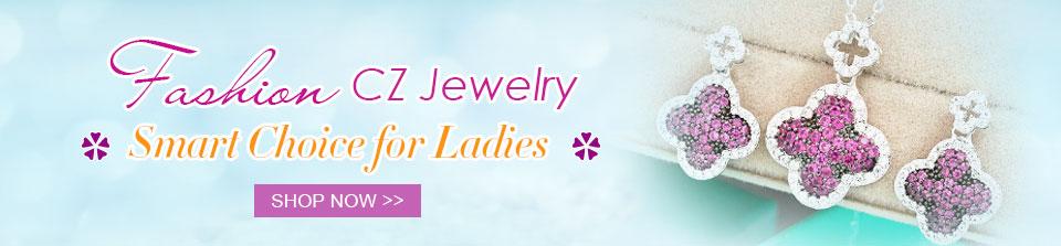 Fashion CZ Jewelry