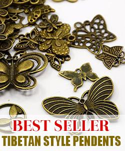 Best Seller Tibetan Style Pendents