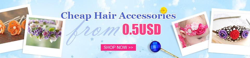 Cheap Hair Accessories