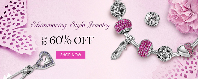 Shimmering Style Jewelry UP TO 60% OFF