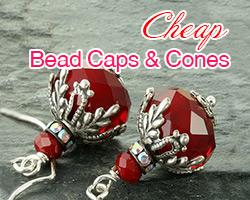 Cheap Bead Caps & Cones