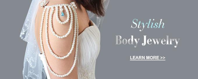 Stylish Body Jewelry