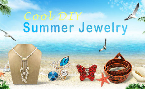 Cool DIY Summer Jewelry