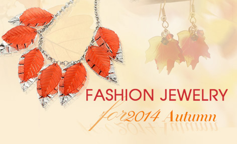 Fashion Autumn Jewelry