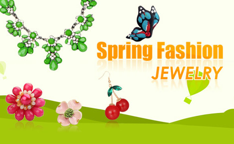 Spring Fashion Jewelry
