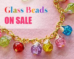 Glass Beads On Sale