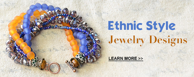 Ethnic Style Jewelry Designs