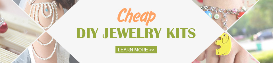 Cheap DIY Jewelry Kits