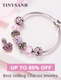 TINYSAND Best Selling Charms Jewelry UP TO 65% OFF