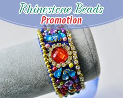 Rhinestone Beads Promotion