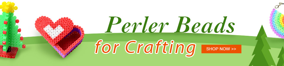 Perler Beads for Crafting