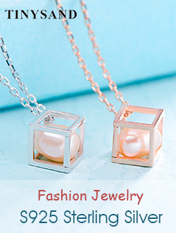 TINYSAND S925 Sterling Silver Fashion Jewelry