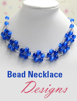 Bead Necklace Designs