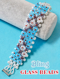 Bling Glass Beads