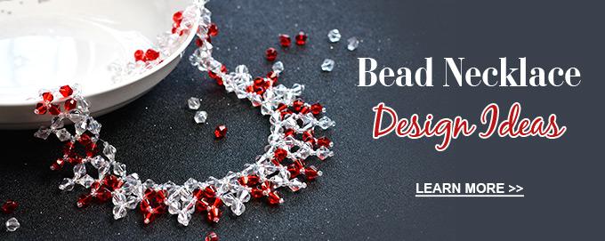 Bead Necklace Design Ideas