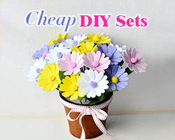 Cheap & Easy DIY Sets