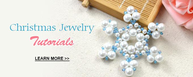 Christmas Jewelry Tutorials