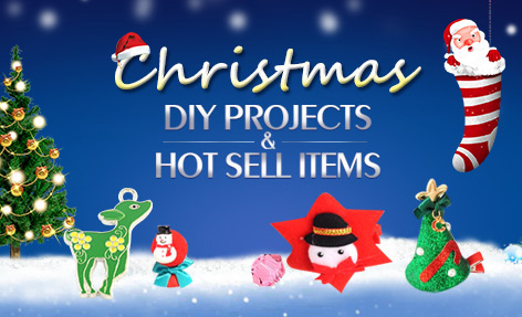 Christmas DIY Projects and Hot Sell Items