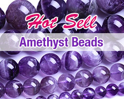 Hot Sell Amethyst Beads