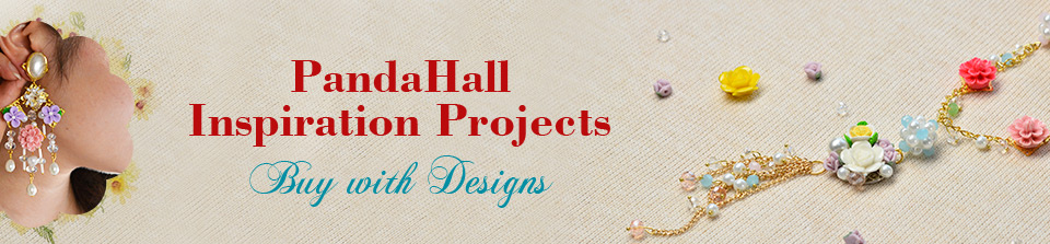 PandaHall Inspiration Projects Buy with Designs
