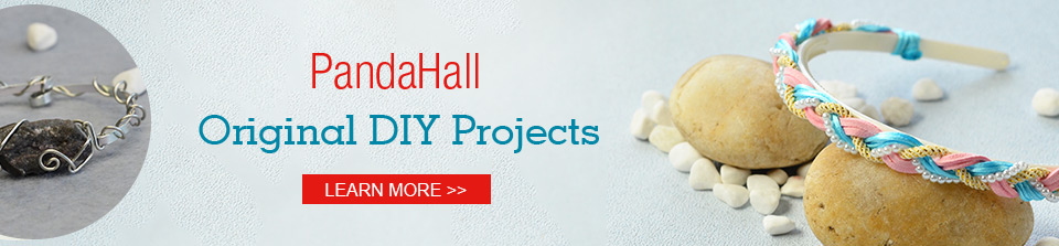 PandaHall Original DIY Projects