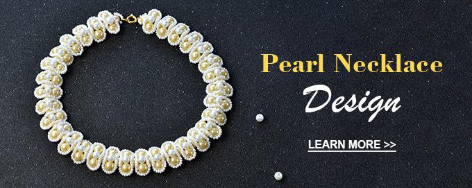 Pearl Necklace Design