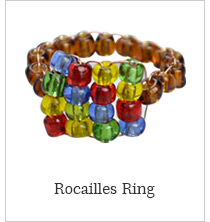 Rocailles Ring